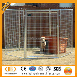Anping HAIAO welded wire lows cheap dog kennel wholesale