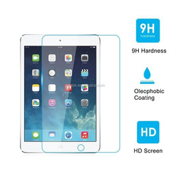 Factory price Explosion proof 9h premium tempered glass screen protectors for ipadmini