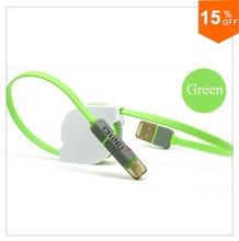 cell phone accessories 1M Retractable micro usb cable for Android phone