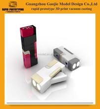 component manufacturer cnc aluminum prototype miniature push button switch