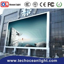Biggest outdoor Led Screen on rental & Hire in China market led player video