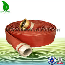 2015 new style strong pvc reinforced Layflat Hose