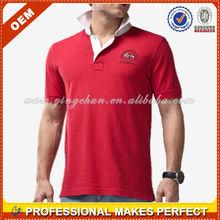camisetas polo bordadas( ycs-010)