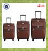 Three pcs Set 19 23 26inch Animal printed PU Material cheap luggage, best brand cheap luggage set