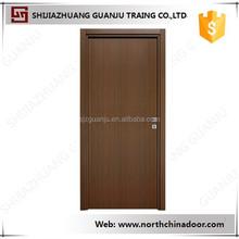 Simple Design High Quality Flush Interior Hotel Doors