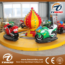 Direct manufacturer mechanical games motorcycle race kids play in parks amusement rides for sale