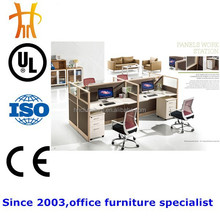 2015 New Modern Office partition & office workstation