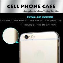 Hybrid High Impact Tpu Transparent Plastic Mobile Phone Case For samsung j1