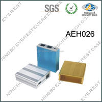 Aluminum 6063 Extrusion Enclosure For Electrical