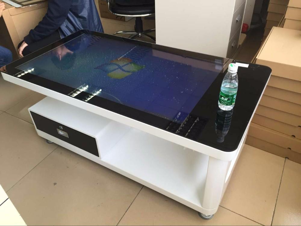 42 pouce tactile table basse pour lectronique syst me menu restaurant interactive multitouch. Black Bedroom Furniture Sets. Home Design Ideas