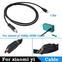 Full HD 1080P Sports Camera High Definition Multimedia Interface Digital Video / Audio Conversion Micro Usb Cable