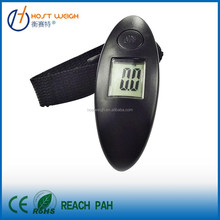 40kg/88lb,Mini color optional digital luggage scale/Electronic travel luggag weighing scale/pomotion item