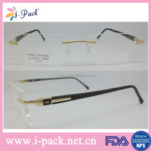 China wholesale high quality silhouette optical glass frames