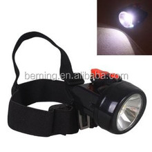 2015 Hot selling LED portable miner cap lights led hunting cap lights