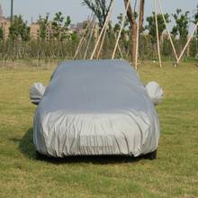 portable peva car dust cover at factory price