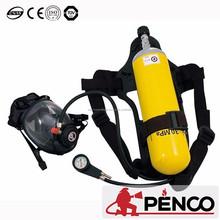 Nuevo UL SCBA equipamientos para bomberos