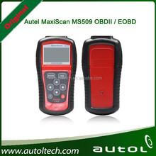 Hottest Car code reader Autel MS509 OBDII EOBD auto diagnostic tool maxiscan MS509 Automotive Diagnostic Equipment Scanner
