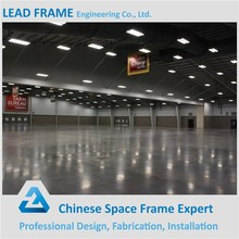 Supply Low Cost Large Span Space Frame Metal Building Theater