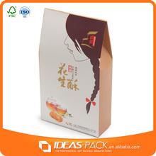 Luxury gift snack box packaging