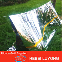Outdoor Portable Survival Reflect Emergency Tent shelter