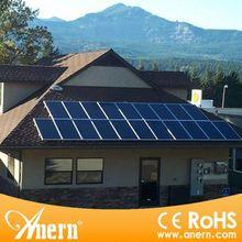 Polycrystalline silicon PV module 5KW solar power irrigation system
