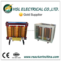 Glass industry use 3 phase dry type furnace transformer 50 kva