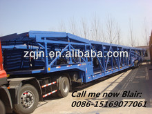 Top Quality Tri-axles Car Carrier Semi Trailer for Sale
