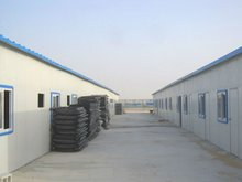EPS prefab house for Dormitories