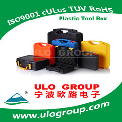 Super Quality Promotional Aluminum Plastic Tools Box With Handle Manufacturer & Supplier - ULO Group