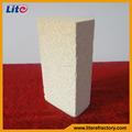 Top qualité d'isolation thermique prix brique réfractaire pour four industriel