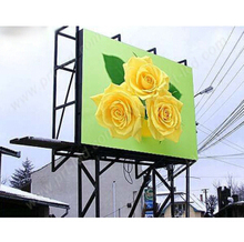 P8 SMD3535 Full Color Outdoor LED Display with 640X640mm Diecasting Cabient