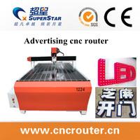 high quality CX1224 cnc advertising machine for advertising industry advertising equipment manufacturers