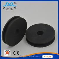 U V Belt Groove Small Plastic conveyors pulley wheels with bearings,plastic pulley wheel