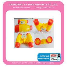 Binocular juguetes para niños de plástico de material de función juguetes
