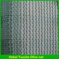Hdpe verde agro shading net