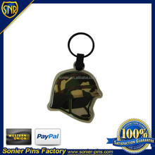 Souvenir Rubber Keychains as Christmas gifts for kids