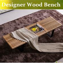 Replica Outdoor Garden wood bench
