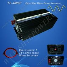 Solar PV Water Pump Power Inverter 4000W Price