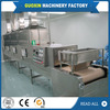stainless steel fully automatic microwave food dryer