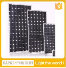 monocrystalline solar panel 250w 100W 150W 300W Silicon PV Solar Panels