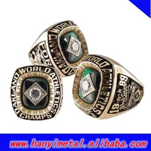 Promotional world series championship ring, custom ring, champion ring
