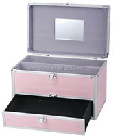 Case Type and Aluminum Material professional beauty case