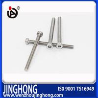 DIN7984 high qualtiy hexagon socket head thin cap screw