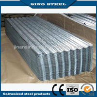professional manufacturer made in china GCI sheet zinc coated corrugated sheet galvanized sheet for roof