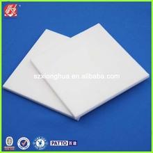 white slippery 100% virgin PTFE moulded sheet