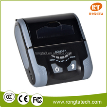 Thermal mobile Receipt Printer with double bluetooth for android and IOS device 58MM