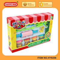 High quality plasticine modeling clay