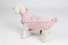 wholesale Skull Logo Dog T-shirt dog clothes drop ship