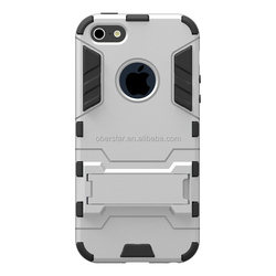 2015 Full Body Kickstand Mobile Phone Hybrid Protective Cases for Iphone 5G