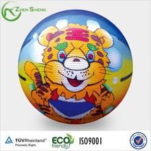 Zhensheng Recreational Mini Rubber Basketball